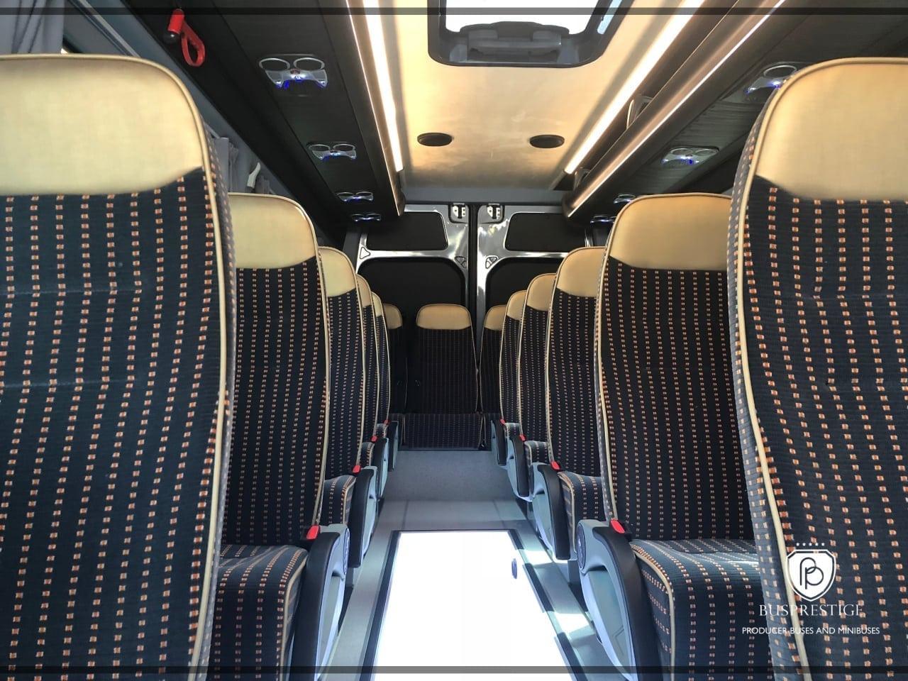 Sprinter bus 22 pax