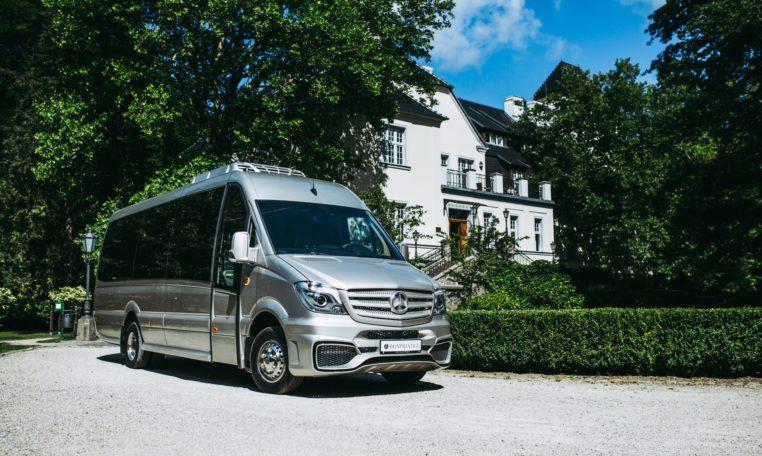 Sprinter minibus design by Busprestige