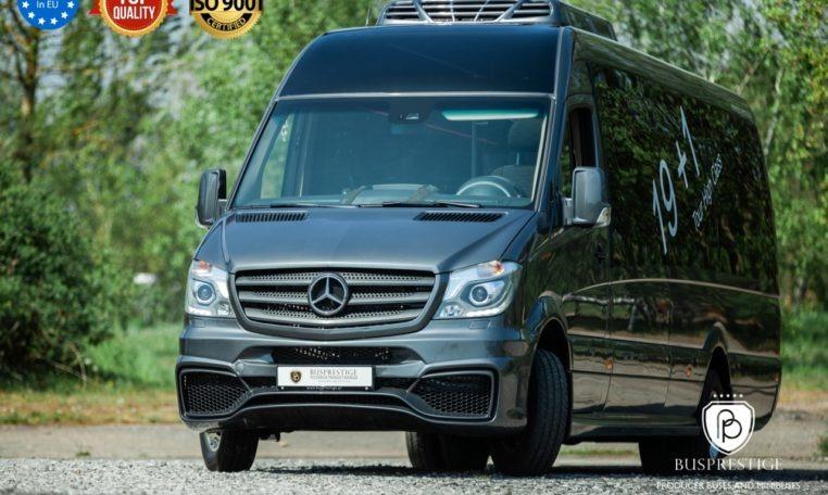 Mercedes-Benz Sprinter 519 XL/ BP Tourist 19+1/ BP 269