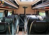 Mercedes Luxury Sprinter Bus Unlimited Finishing