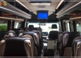 Mercedes Luxury Sprinter Bus Passenger Interior