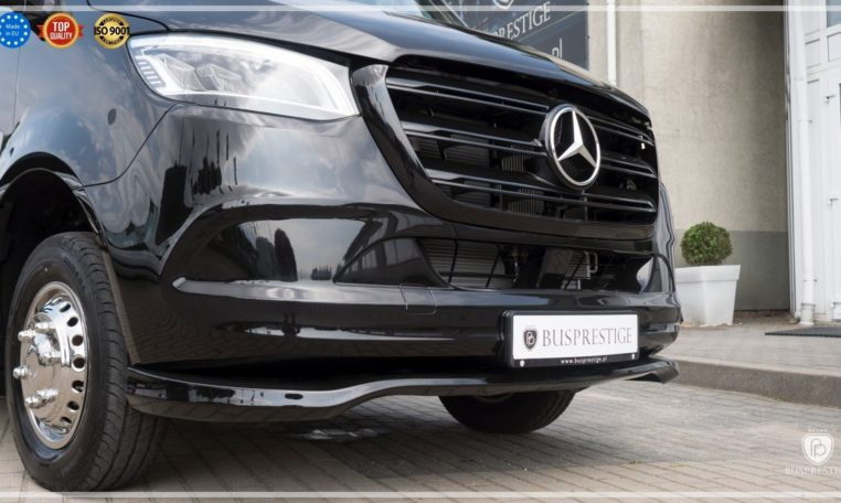 Mercedes Luxury Sprinter Bus Sport Bumper
