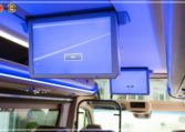 Mercedes Luxury Sprinter Bus TV Monitors