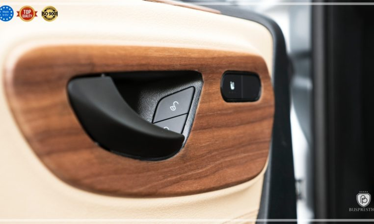 Mercedes Luxury Sprinter Bus Wood Trim