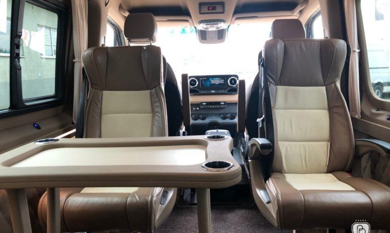 Mercedes-Benz Sprinter 319 Limo Van made by Busprestige