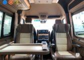 Mercedes-Benz Sprinter 319 Limo Van made by Busprestige luxury interior