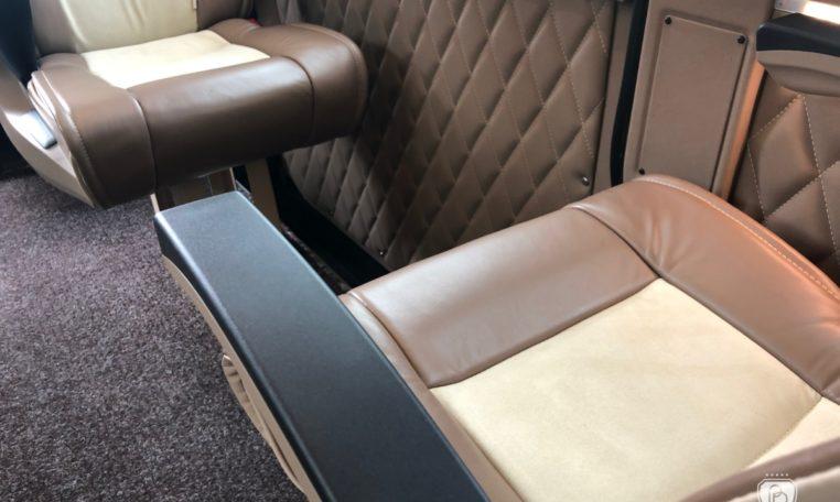 Mercedes-Benz Sprinter 319 Limo Van made by Busprestige luxury decoration