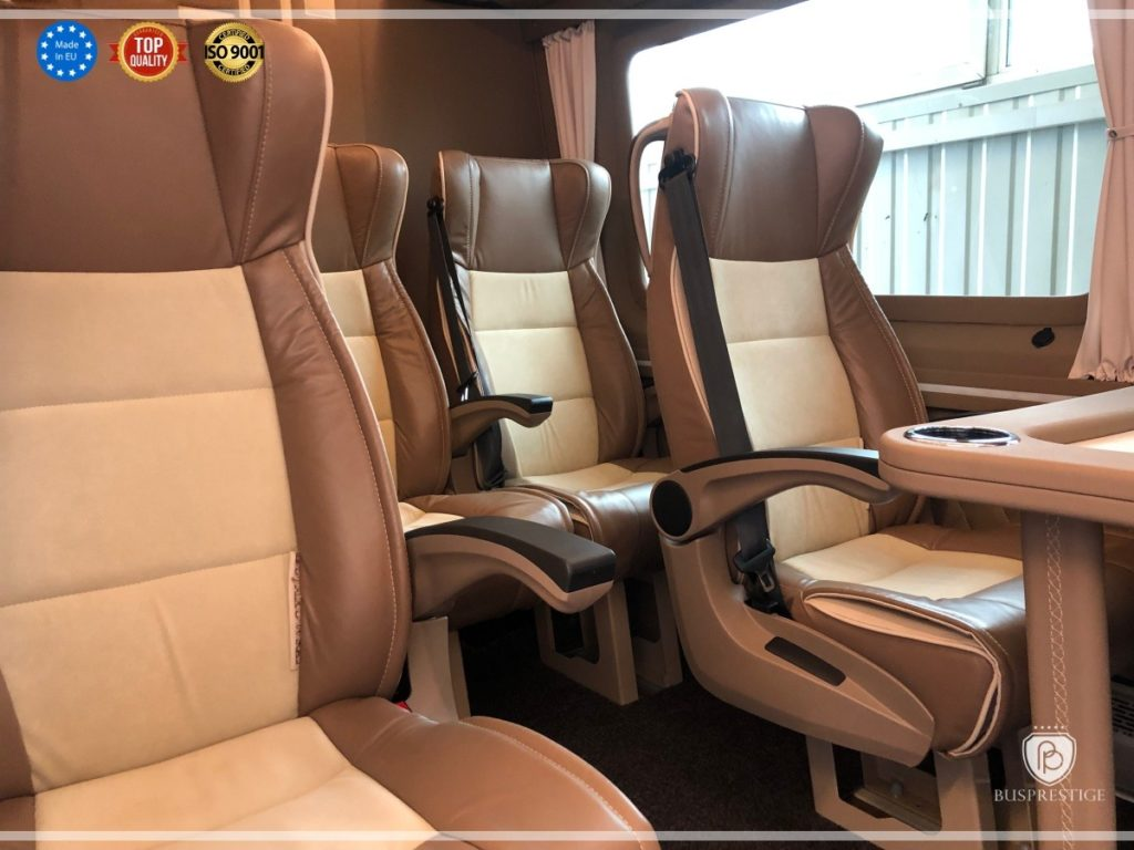 Mercedes-Benz Sprinter 319 Limo Van made by Busprestige luxury seats