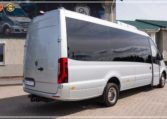 Mercedes Sprinter Bus made by Busprestige windows