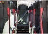 Mercedes Sprinter Bus made by Busprestige seat