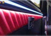 Mercedes-Benz Sprinter Luxury Van made by Busprestige red luxury wall strap