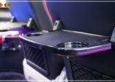 Mercedes-Benz Sprinter Luxury Van made by Busprestige M1 seat table accessories