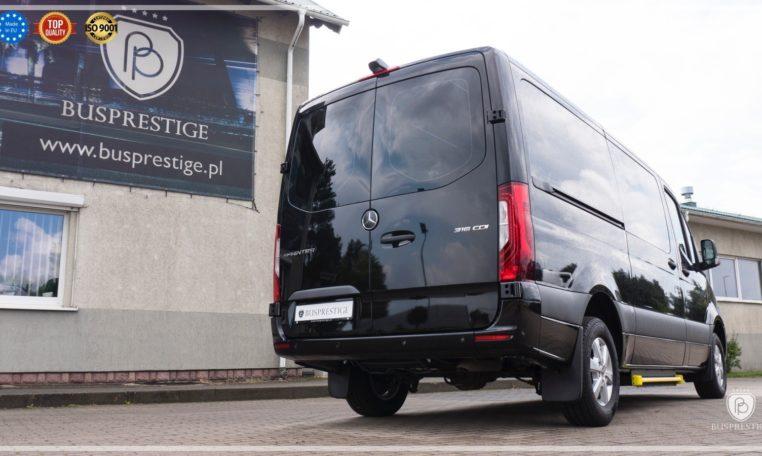 Mercedes-Benz Sprinter Luxury Van made by Busprestige model 316 CDI