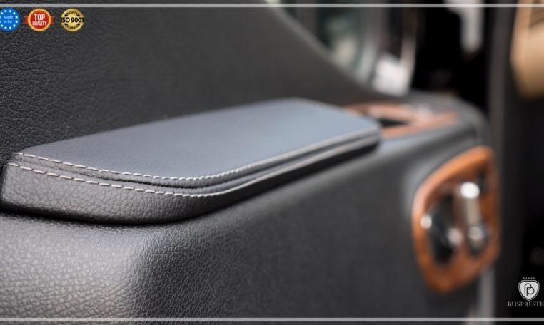 Mercedes-Benz Sprinter Luxury Van made by Busprestige driver side cushion