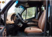 Mercedes-Benz Sprinter Luxury Van made by Busprestige Mercedes-Benz Sprinter Luxury Van made by Busprestige driver view