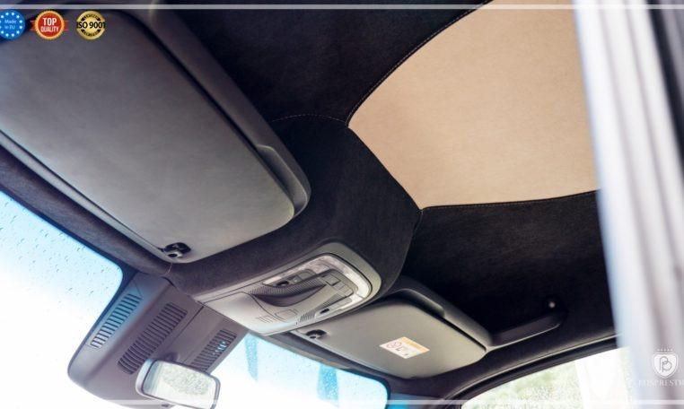 Mercedes-Benz Sprinter Luxury Van made by Busprestige luxury roof