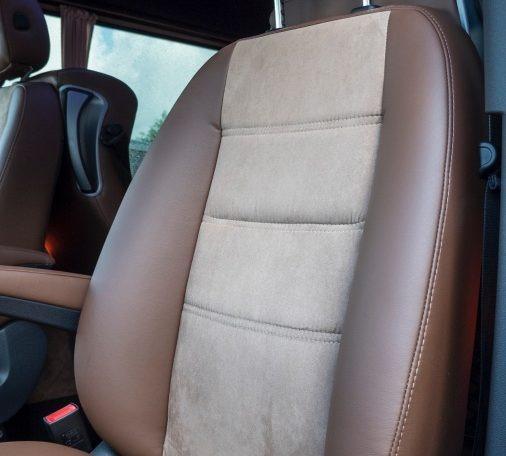 Mercedes-Benz Sprinter Luxury Van made by Busprestige driver superb leather seat