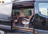 Mercedes-Benz Sprinter Luxury Van made by Busprestige 9 pax vehicle