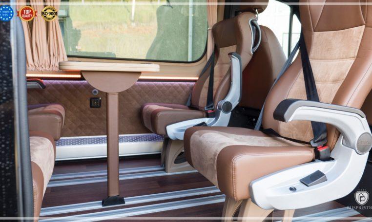 Mercedes-Benz Sprinter Luxury Van made by Busprestige luxury seat