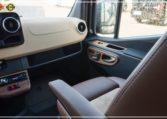 Mercedes-Benz Sprinter Luxury Van made by Busprestige dashboard leather decoration