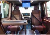 Mercedes-Benz Sprinter Luxury Van made by Busprestige passenger seat