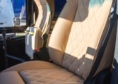 Mercedes-Benz Sprinter Bus 19 pax made by Busprestige luxury interior design driver seat in genuine leather