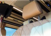 Mercedes-Benz Sprinter Bus 19 pax made by Busprestige luxury interior design seat head restraint
