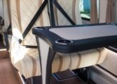 Mercedes-Benz Sprinter Bus 19 pax made by Busprestige luxury interior design table for passenger