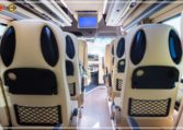 Mercedes-Benz Sprinter Bus 19 pax made by Busprestige luxury interior design rear view