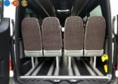 mercedes bus urban edition with sege seats