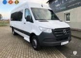mercedes bus urban with 19 passenger seat