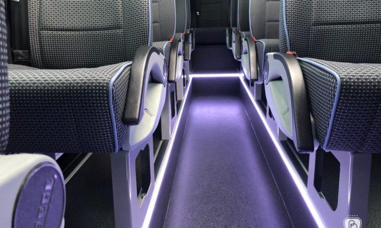 Mercedes-Benz Sprinter Bus corridor