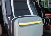 mercedes bus crew seat