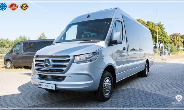 mercedes bus luxury edition