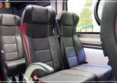 mercedes bus comfort seat 3p