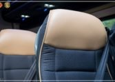 mercedes bus sege seats head leather