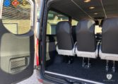 Sprinter Van made by Busprestige. Europe Quality and Design Busprestige