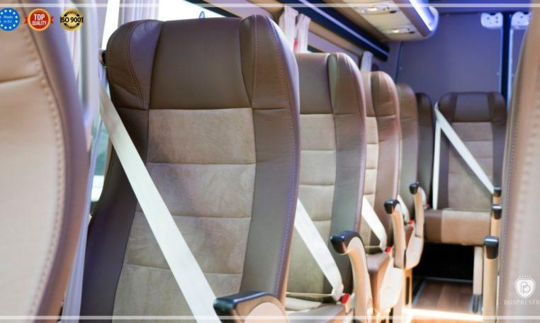 Mercedes Luxury Sprinter Bus Seat Pax