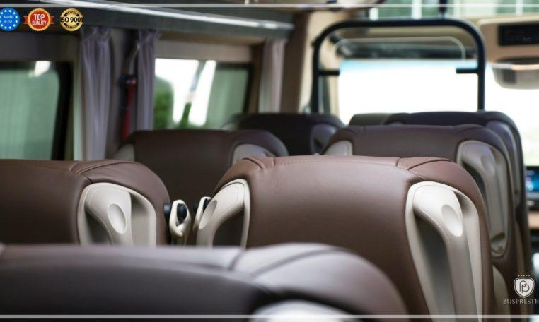Mercedes Luxury Sprinter Bus made in Europe