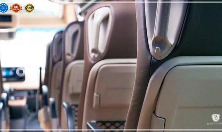 Mercedes Luxury Sprinter Bus seat
