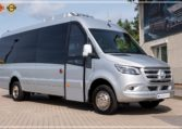 Mercedes Sprinter Bus made by Busprestige powered door