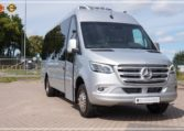 Mercedes Sprinter Bus made by Busprestige front view