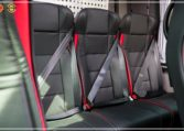 Mercedes Sprinter Bus wheelchair rear seats row