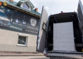 Mercedes Sprinter Bus wheelchair lift