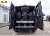 Mercedes-Benz Sprinter Luxury Van made by Busprestige M1 class seat