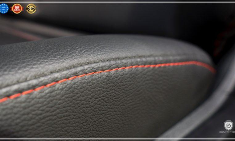 Mercedes-Benz Sprinter Luxury Van made by Busprestige M1 class seat stitching
