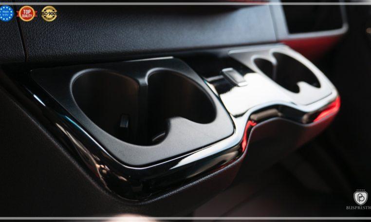 Mercedes-Benz Sprinter Luxury Van made by Busprestige M1 class luxury driver decoration