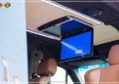 Mercedes-Benz Sprinter Luxury Van made by Busprestige roof bus monitor