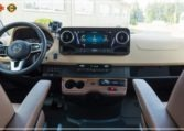 Mercedes-Benz Sprinter Luxury Van made by Busprestige phone handle