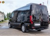 Mercedes-Benz Sprinter Luxury Van made by Busprestige black edition